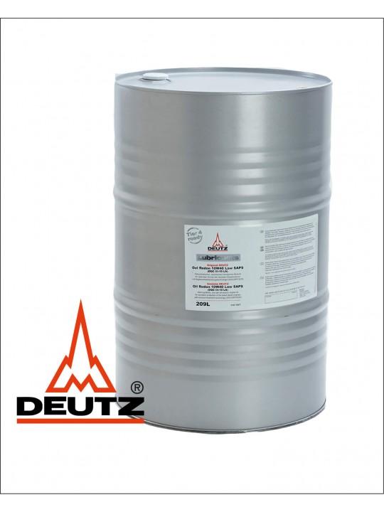 DEUTZ OEL Rodon 10W40 Low SAPS - 209L