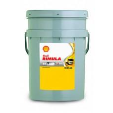 моторное масло SHELL Rimula R4 X 15W40 - 20L