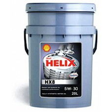 SHELL Helix HX-8 5W30 - 20L